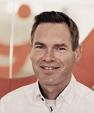 """Sven Malvik er leder for """"cloud platform""""-teamet i Vipps. 📸: Vipps"""