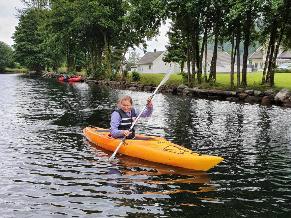 Ida Therese Olsen er nyansatt i konsulentselskapet Alv AS.