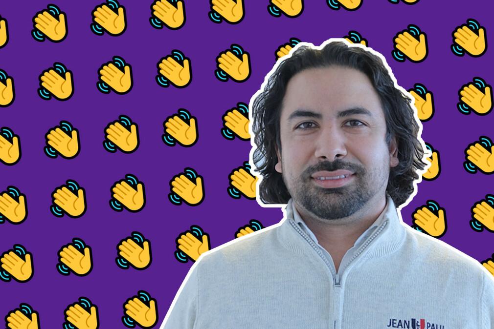 GLEDER SEG TIL Å STARTE: Seniorutvikler og løsningsarkitekt Shad Khel var ikke på utkikk etter en ny jobb, men takket ja da han fikk muligheten til jobb som seniorkonsulent i Novanet. 📸: Novanet