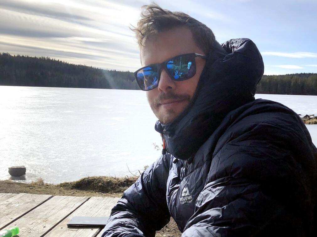 Aasmund Nordstoga er 36 år gammel, bor i Oslo og jobber for NAV. 📸: Privat