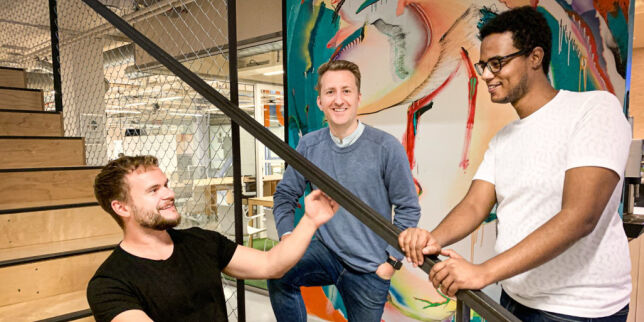 image: Sånn vil norske Scrimba bli størst i verden på kodekurs