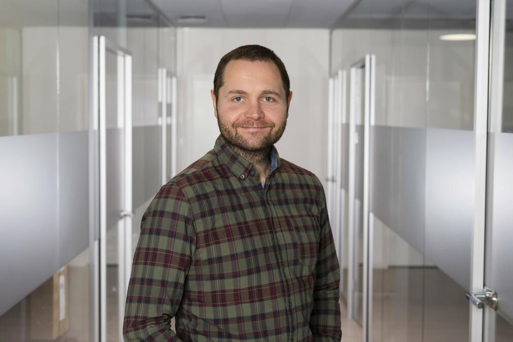 Andreas Presthammer blir seniorkonsulent hos Webstep Sørlandet.