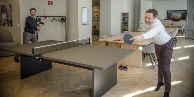 image: Alv bygde nye kontorer under korona: - Tror kontoret har en viktig plass i framtida