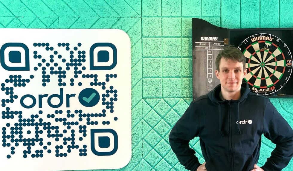 image: Stefan (33) fra Google til Ordr som ny datasjef