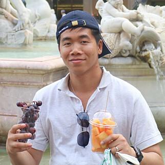 Khoa Pham jobber til daglig som utvikler i Shortcut, men utvikler blant annet macOS-apper på fritida. 📸: Privat