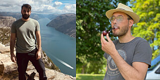 image: Konstantin (32) og Igor (40) til Increo