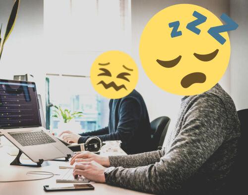 image: Dette hater utviklere på jobben