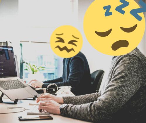 image: Dette hater vi på jobb:- Timeføring er så grusomt