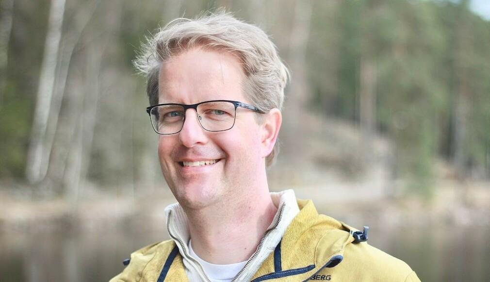 Marius Wingerei (45) starter hos Novanet.
