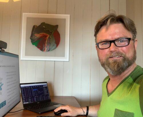 image: Nordic Semiconductor rammes av brikkekrisa