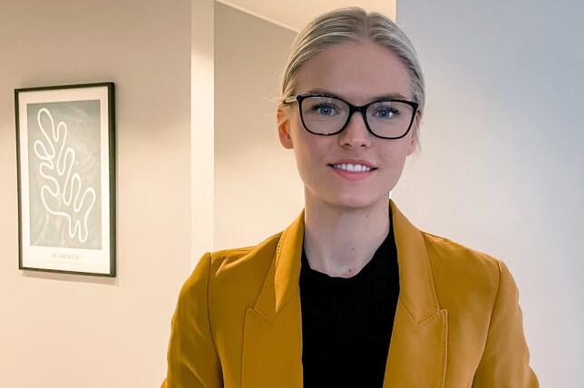 - For oss er en kodeoppgave avgjørende for å danne oss et helhetlig faglig bilde av kandidaten, skriver Andrea Huse. 📸: Privat