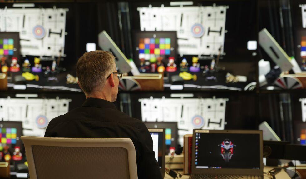 image: Cisco på Lysaker designer maskinvare til Pentagon