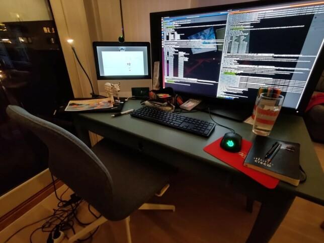 Det er mye utvikling i både C og C++ for å få en Webex-dings til å fungere. 📸: Cisco Norge