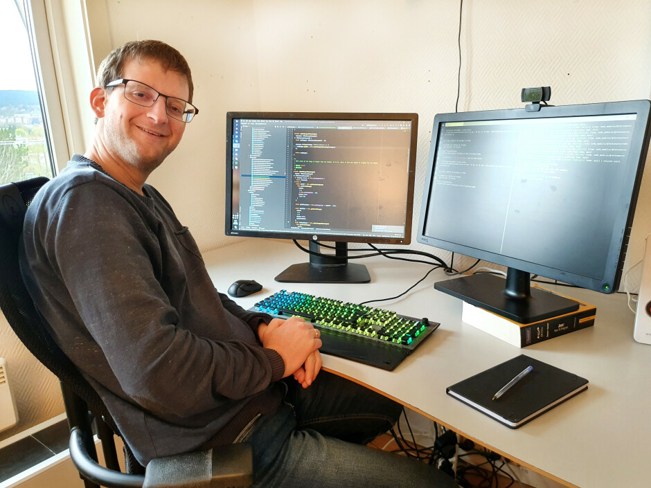 Rasmus Rimestad er senior konsulent i Cloudberries. Han forteller om hvordan små kodefeil som får fotfeste i kodebasen kan føre til større problemer. 📸: Privat