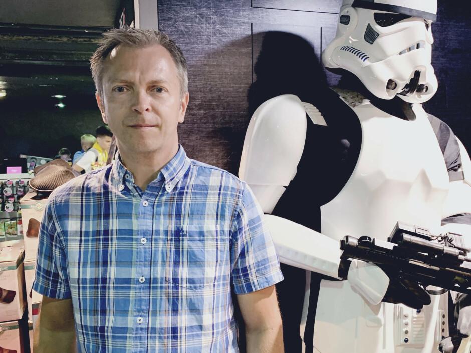 Kurt Lekanger er tidligere Digi.no-redaktør og nåværende rådgiver i Iteo, men utvikler nettsider på fritida. 📸: Privat