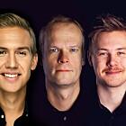 Robert Bue, Kalle Pohjapelto og Trym Søvik Lyssand