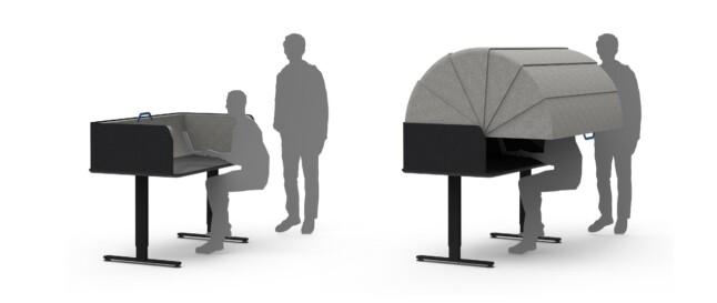 """Drømmer om å utvikle en """"par-dome"""" i fremtiden. 📸: Illustrasjonsbilde Braver"""