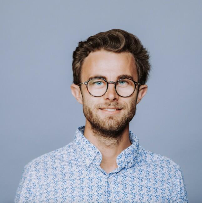 Jacob Mørch er daglig leder i Braver, selskapet bak Focusdome. 📸: Privat