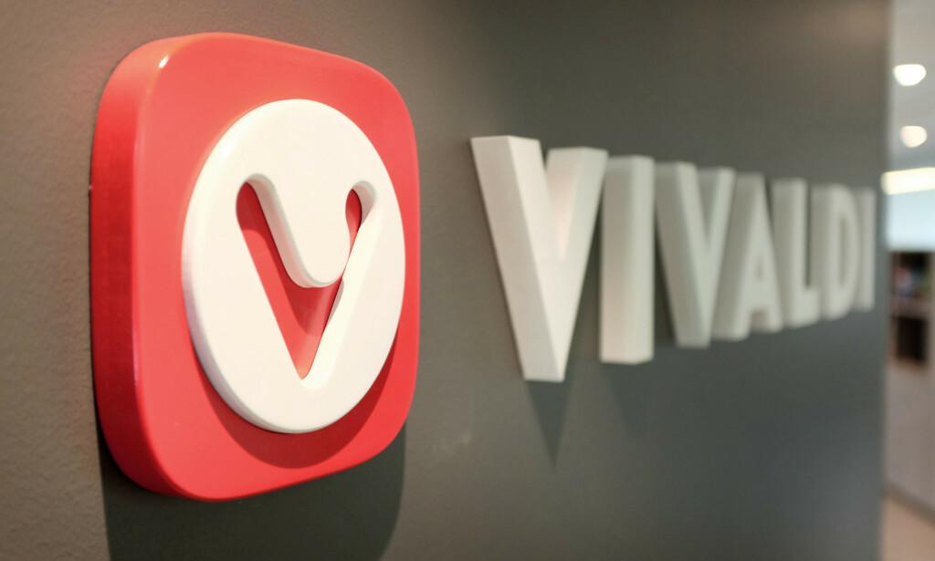 Vivaldi lanserer versjon 4.0 av nettleseren deres. 📸: Jørgen Jacobsen