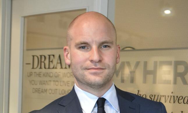 Avdelingsleder Mats Furulund i Academic Work