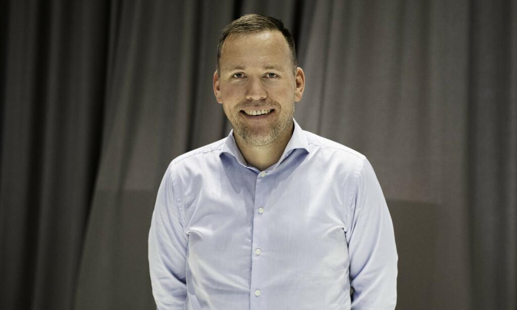 Tor Åge Eikerapen mener flere arbeidsgivere skulle vært mer bevisst på at de har behov for introverte arbeidstakere. 📸: Privat