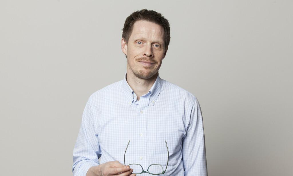 Rudi Myrvang er psykologspesialist i arbeid- og organisasjonspsykologi. 📸: Privat