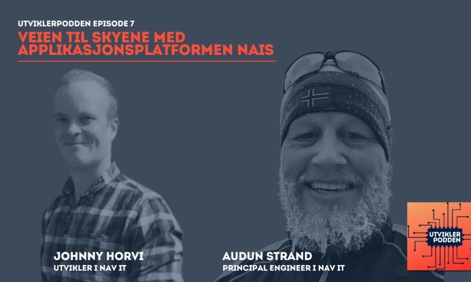 Utviklerpodden er en ukentlig norsk podcast. 📸: Utviklerpodden
