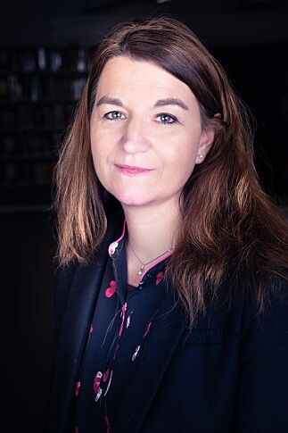 Rektor Camilla Hauren Leirvik. 📸: Elever ved Elvebakken vidergående skole