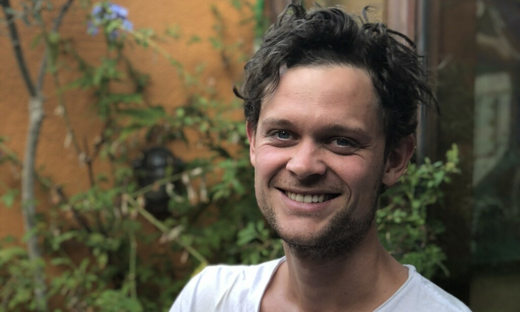 Frontend-utvikler Erik Borge bygde kanjegreisetil.no