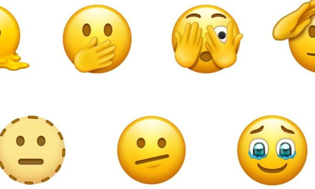image: Amerikanske Unicode Consortium lufter de nye emojiene