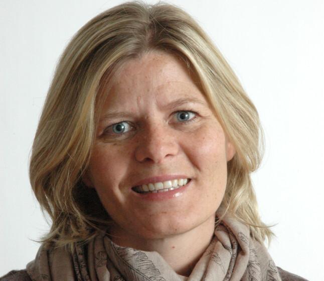 Senterkoordinator og forsker Siri Waage ved SOVno i Bergen. 📸: Privat