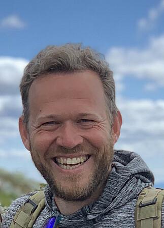 Utvikler Rune Peter Bjørnstad i Fiken. 📸: Privat