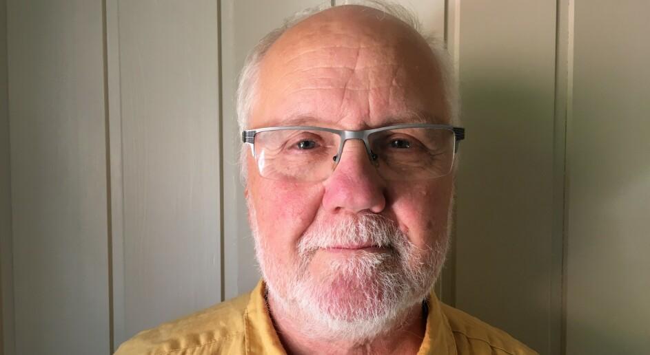 Seniorforskeren Bo Veiersted mener helsemyndighetenes råd om skjermtid er utdatert. 📸: Privat