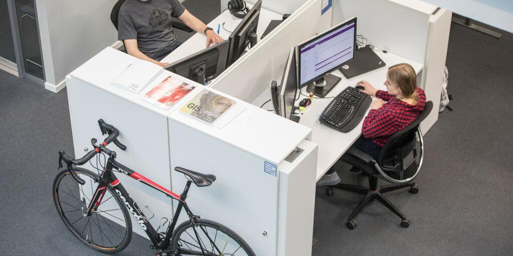 image: Systemutvikler til vårt Young Professionals program