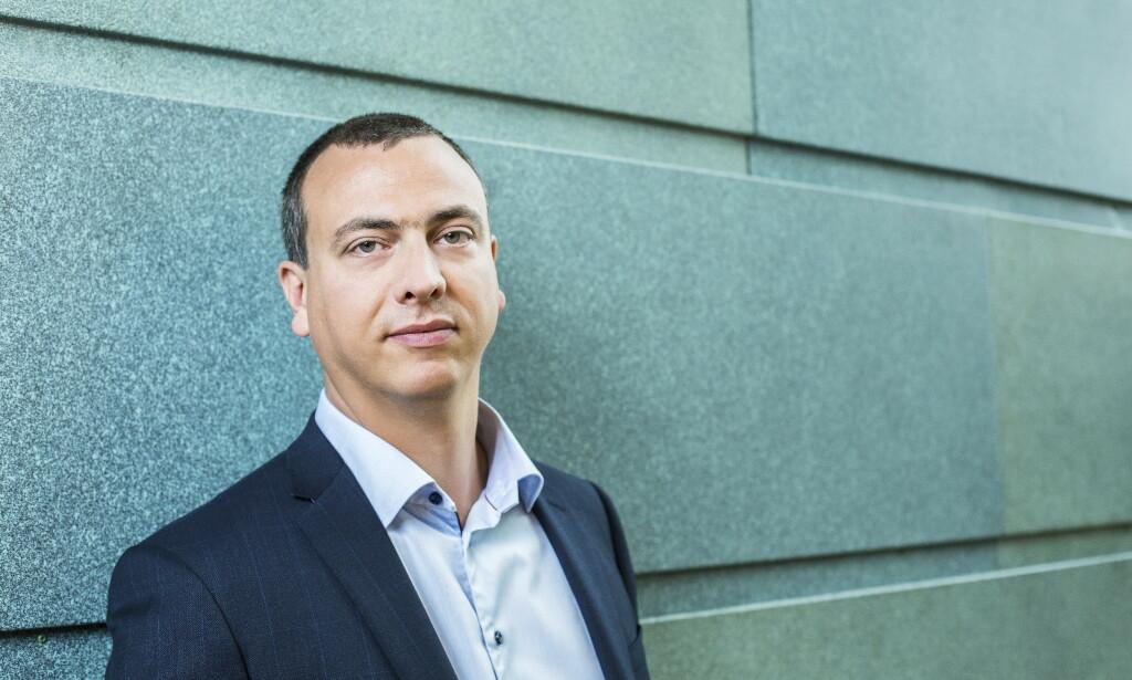 Kjetil Thorvik Brun, fagsjef IKT og digitale endringer. 📸: Abelia / pressebilde