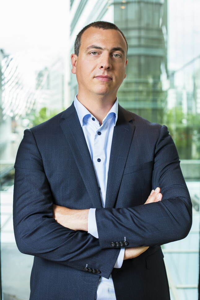 Kjetil Thorvik Brun, fagsjef IKT og digitale endringer. 📸: Abelia
