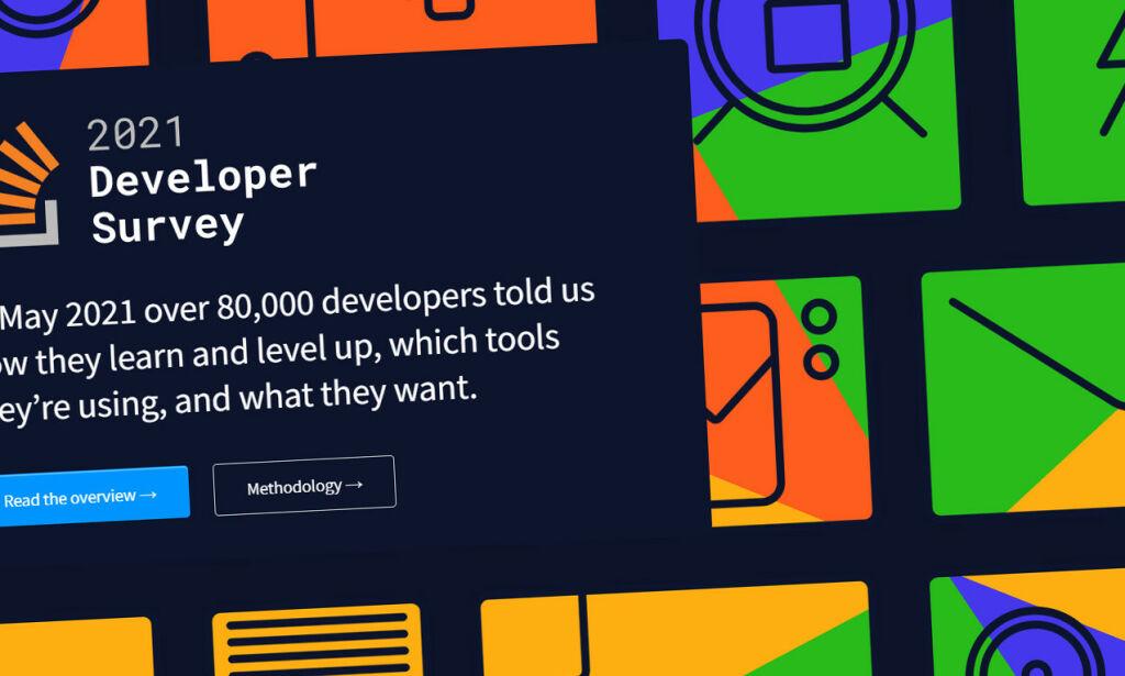 image: Dette gir høyest lønn i følge Stackoverflows undersøkelse