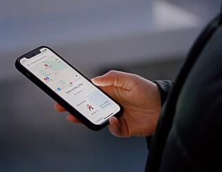 Den nye appen til Ruter har fått en del kritikk siden lanseringen i juni. 📸: Ruter