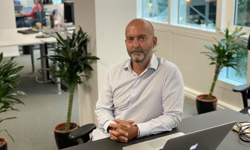 Operasjonsdirektør Karim Ghouas i Kobler. 📸: Kobler