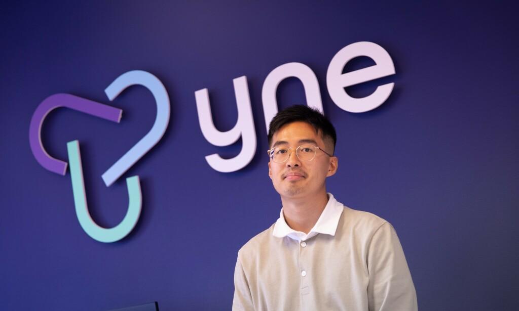 Tharin er ny utvikler hos Yne. 📸 Privat