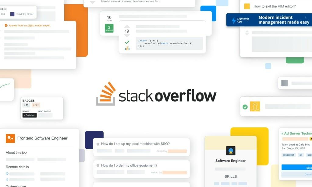 Stackoverflow lar vær å vise aksepterte svar øverst. 📸: Stackoverflow