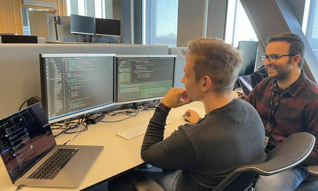Varadi sier han har mer innflytelse på produktet i Norge enn Ungarn. 📸: Auze