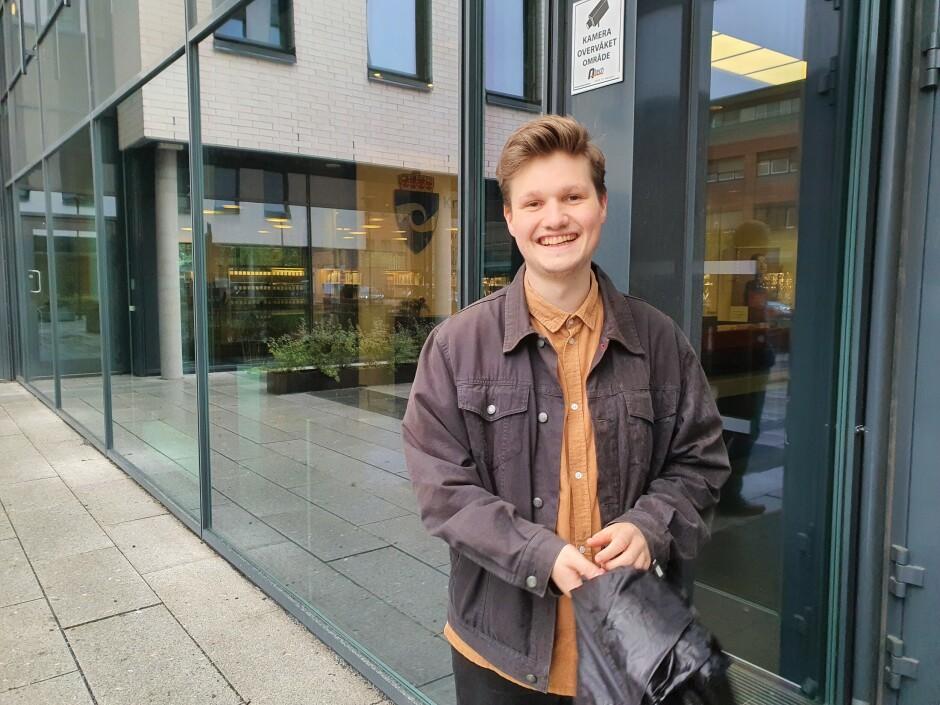 Ukas Koder Lars Moe Ellefsen i NoA Ignite vil øke fokuset på universiell utforming. 📸: Privat