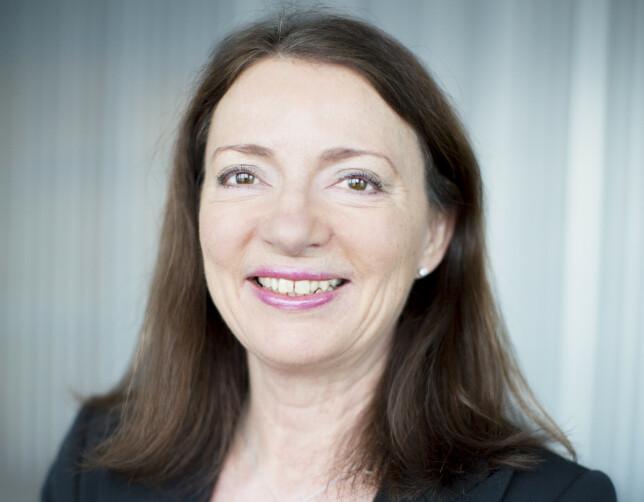 Solfrid Skilbrigt er HR-direktør i Sopra Steria.