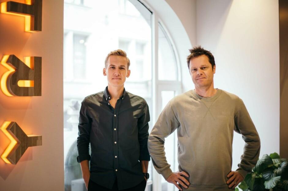 Robert Bue er akkurat det TRY Pearl trenger inn i den vekstfasen selskapet er i nå, mener daglig leder Kaare Øystein Trædal.