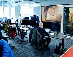 image: Advarer mot krangling om kontortvang
