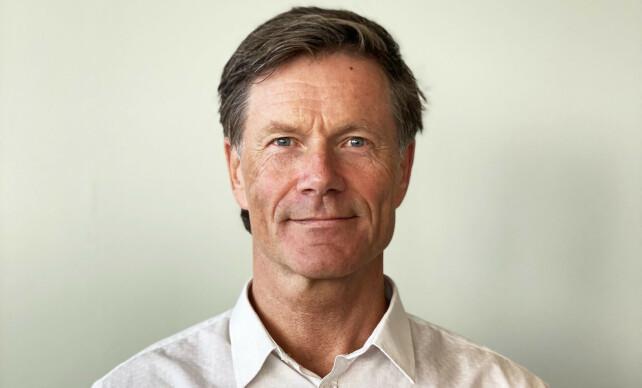 Oddvar Skjæveland er psykolog og faglig leder i Mellomrom. 📸: Johanne Karlsrud.
